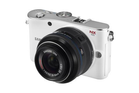 Samsung NX100 – den kompakta systemkameran