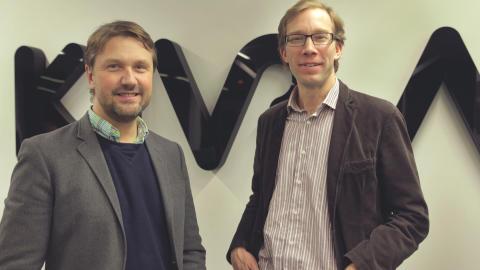 Stefan Krook ny VD för Kivra
