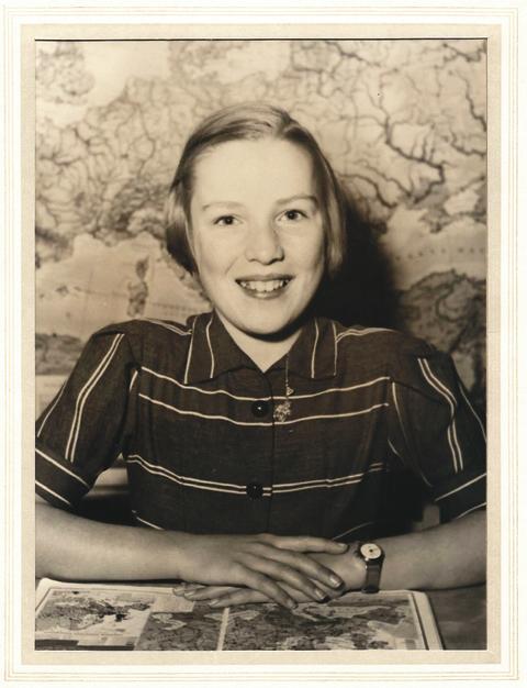 Kari Rosvall, 12 år (Barnet från ingenstans)