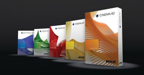 Lanseringstilbud på Cinema 4D R19