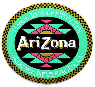 Arizona Ice Tea-logga