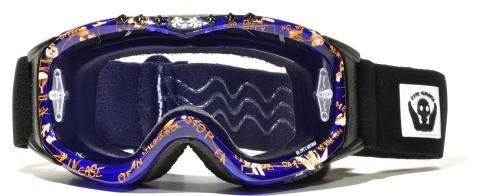 Dr. Zipe goggles Dirtman level III
