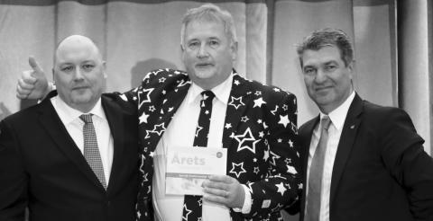 Saxvik Kontorsenter AS kåret til årets Canon-forhandler