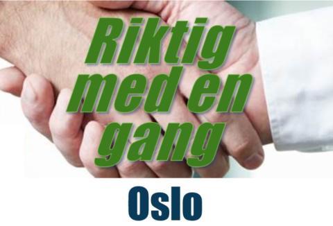 25. april 2017: Riktig med en gang-konferansen i Oslo