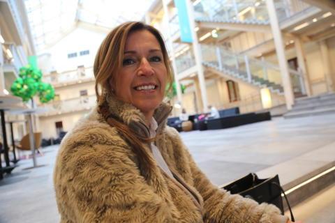 NY VD: Eva Nyh Hederberg blir ny vd för Åkroken Science Park som just flyttat in i nya lokaler i Grönborg.