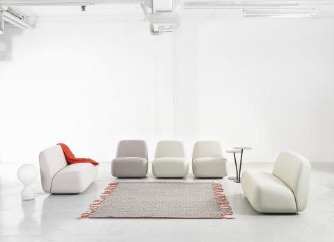 Lammhults presenterar Aperi – ett mjukt välkomnande på det moderna kontoret