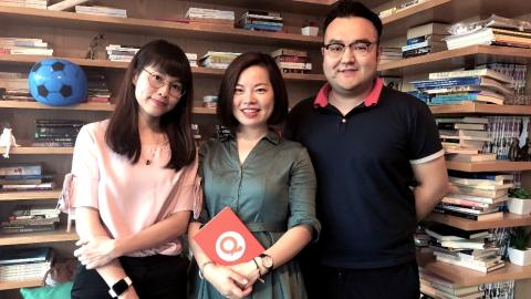 QuizRR strengthens local team in China