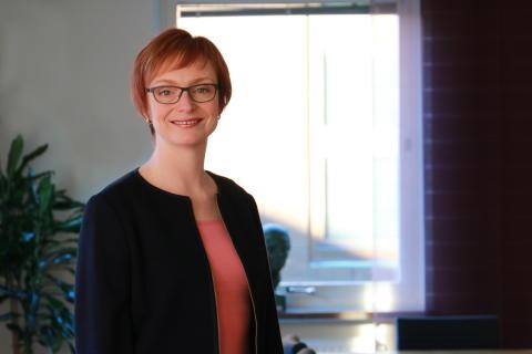 Kristina Hallman blir ny chef för Swedacs ackrediteringsavdelning.