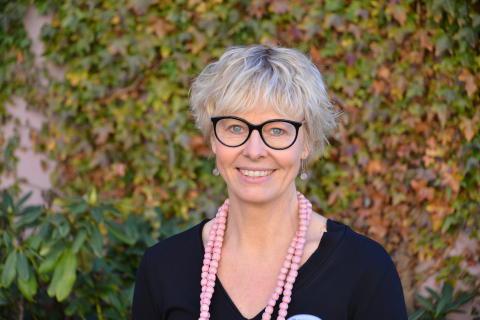 Rachel Törnell, verksamhetschef för grundskolan och grundsärskolan