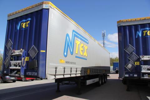 NTEX satsar på 200 nya trailers