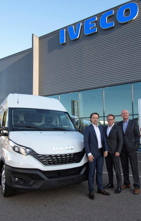 20 nya arbetstillfällen när Nordic Truckcenter köper IVECOs verksamhet i Malmö