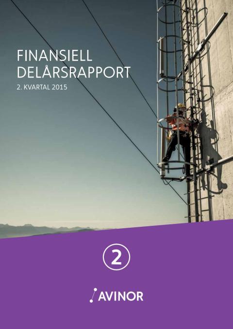 Kvartalsrapport 2. kvartal 2015