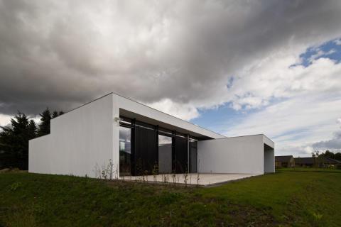 Villa Vid - en sensation på bare 154 m2 / Hædrende omtale, Årets Byggeri