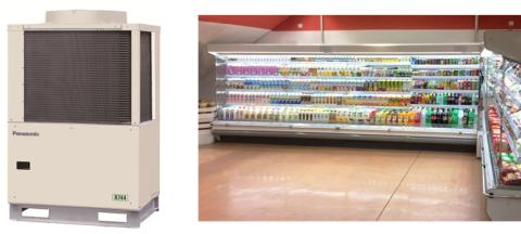 Panasonic Supplies Fluorocarbon-Free, CO2 Refrigerant Condensing Unit to Jaya Grocer in Malaysia