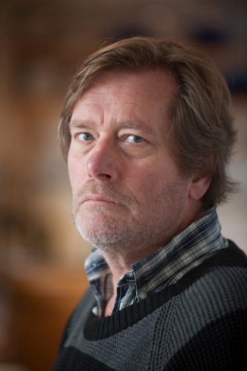 Dag Malmberg är ny skådespelare i Katitzi som har nypremiär fredag 11 november