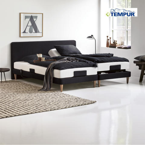Tempur® elevationsseng