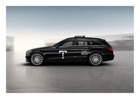 """Taxi Skåne nylanseras och blir en del av Sveriges nya storstadskoncept för taxi – Koncept T, med ledorden """"Det personliga valet med bättre service"""""""
