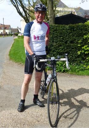 Rider Profile: Simon Marchant