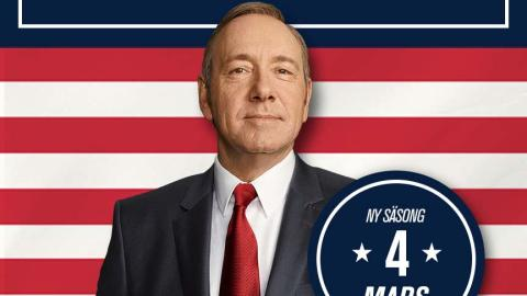 ​Ny säsong av House of Cards – Se trailern här