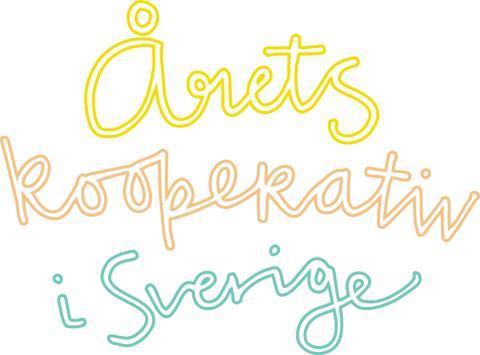 Årets Kooperativ 2012 - nu är omröstningen igång!