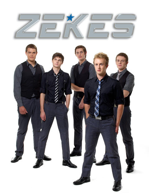 Dansbandet Zekes på TanumStrand