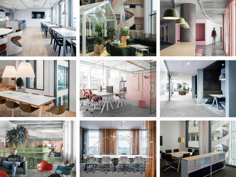Har någon av våra hyresgäster Sveriges snyggaste kontor?