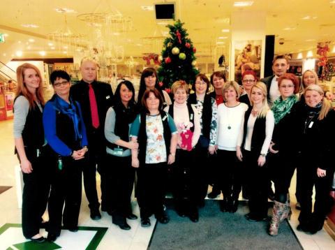 Galeria Kaufhof unterstützt das Kinderhospiz Bärenherz