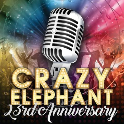 """I Sing At Crazy Elephant"" 23rd Anniversary"