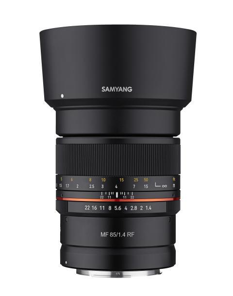 Samyang XP 85mm 1.4 RF 2