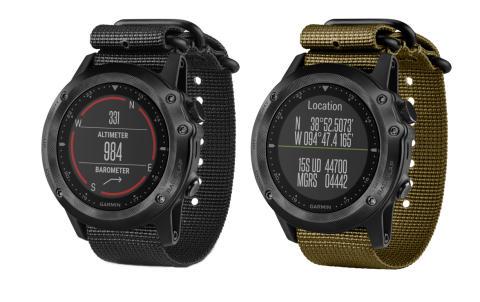 tactix Bravo – en taktisk GPS-sportsklokke med smartfunksjoner