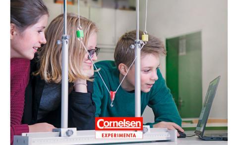 Mit Coding und Robotik zum Computational Thinking: Digitales Lernen mit Cornelsen Experimenta
