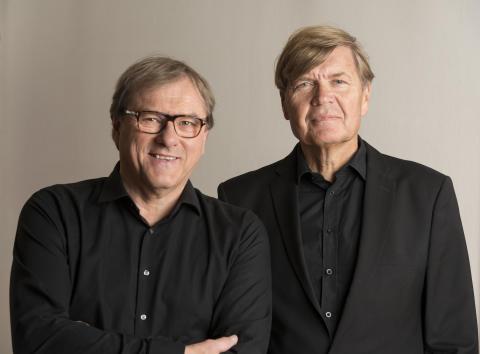 Mörlid & Sandwall ger konsert i Jönköping