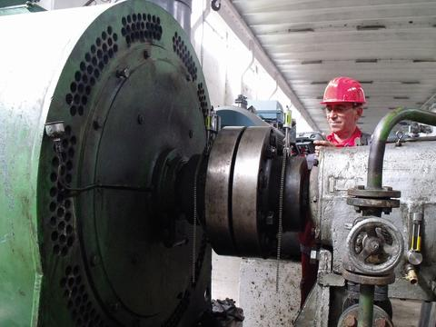 Clean Your Rotating Machinery