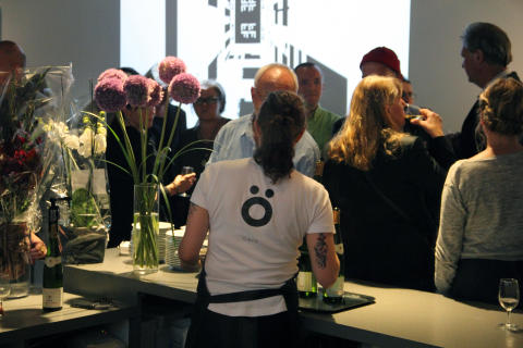 Röhsska museets nya café invigs.