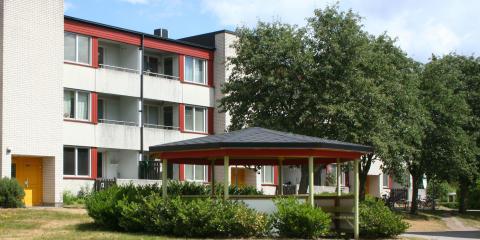 Växjö förhandlar EU bidrag för energieffektivisering värt 55 miljoner