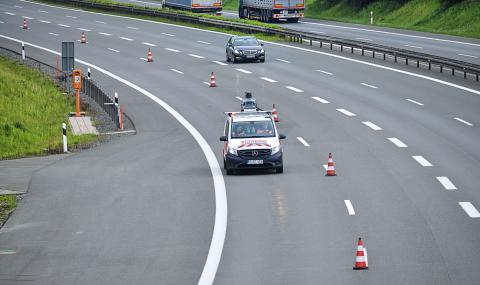 STRABAG bietet Mobile Mapping für effizientere Planung im Verkehrswegebau