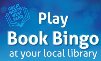 Play 'Book Bingo' with Bury Libraries