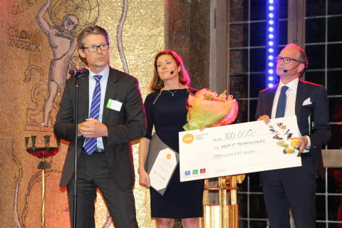 Keep-it Technologies vinner Local EAT Award 2015