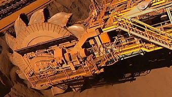 Oz China cargoes slide