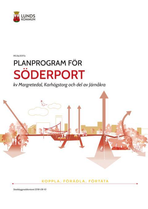 Planprogram för Söderport