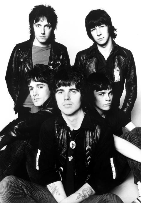 Legendariska 70-talsbandet The Boys första Sverigespelning