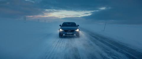 Ny serie poddar i samarbete med Volvo Cars