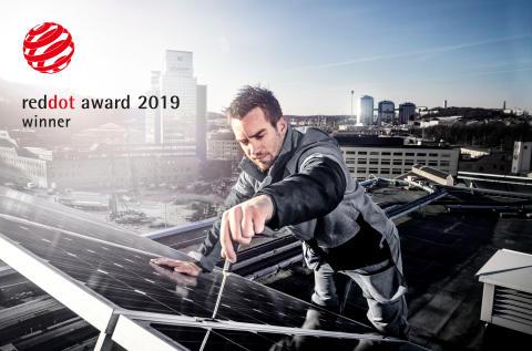 Fristads Green _Red Dot Award