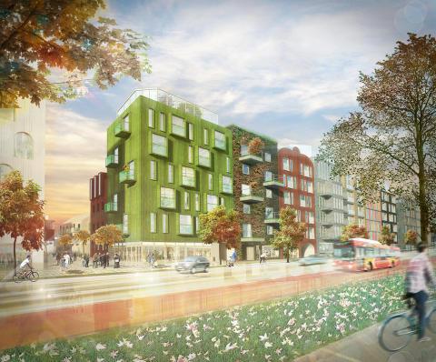 LinköpingsBo2016 öppnar marktilldelning för byggherrar