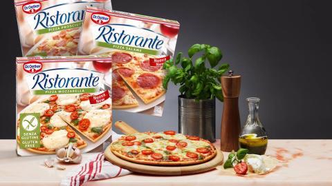 Smaktest ger toppbetyg -riktigt god pizza utan gluten