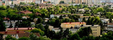Medelpriset för en villa i Stockholm nu över 4 miljoner