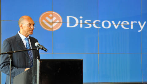 South African Football Association CEO Dennis Mumble at the Discovery Walter Sisulu Soccer Challenge launch in Soweto