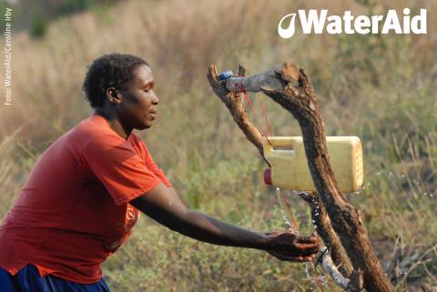 Världsvattenveckan i Stockholm mer relevant än någonsin - WaterAid på plats för att dela kunskap, erfarenheter och påverka beslutsfattare
