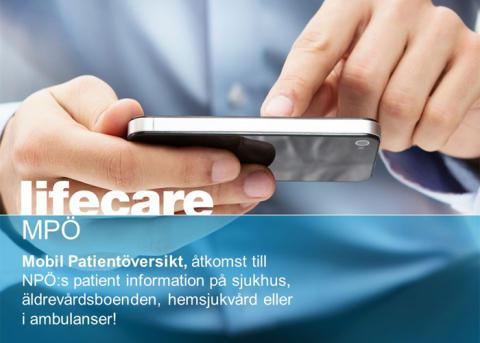 Nordic Medtest testade Tietos mobila NPÖ-lösning MPÖ