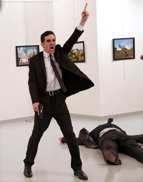 Stark vinnarbild när World Press Photo utsåg the World Press Photo of the Year